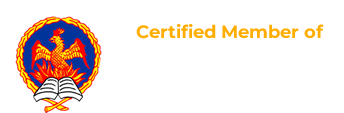 Certified Member of The Guild of Master Chimney Sweeps
