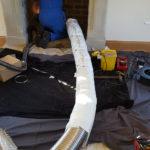 Wood Burner Install Flue and Liner