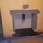 Wood Burner Install